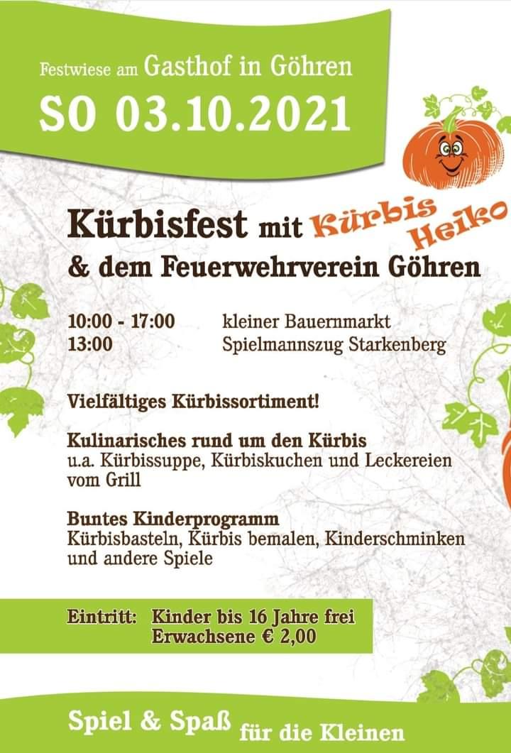 Kürbisfest 2021